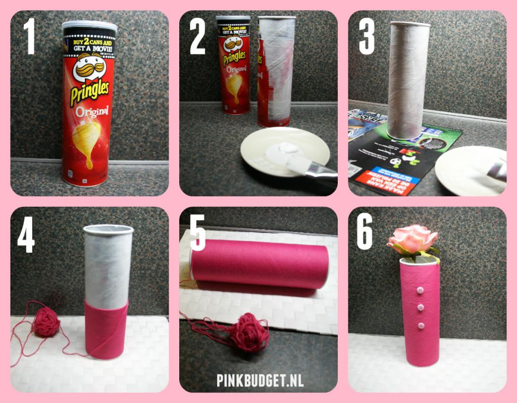 Pringles bussen DIY