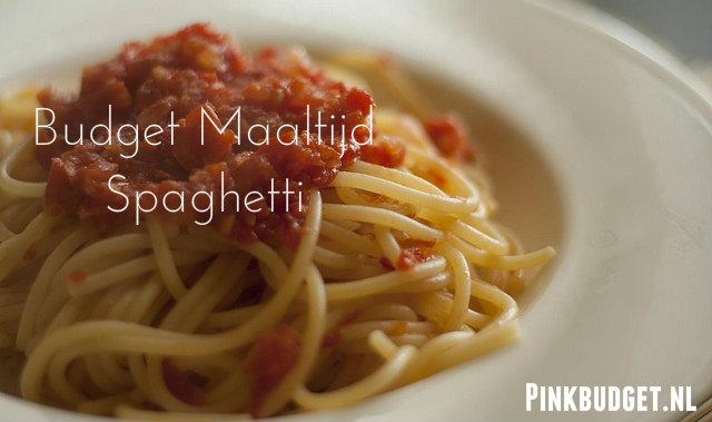 Banner Spaghetti