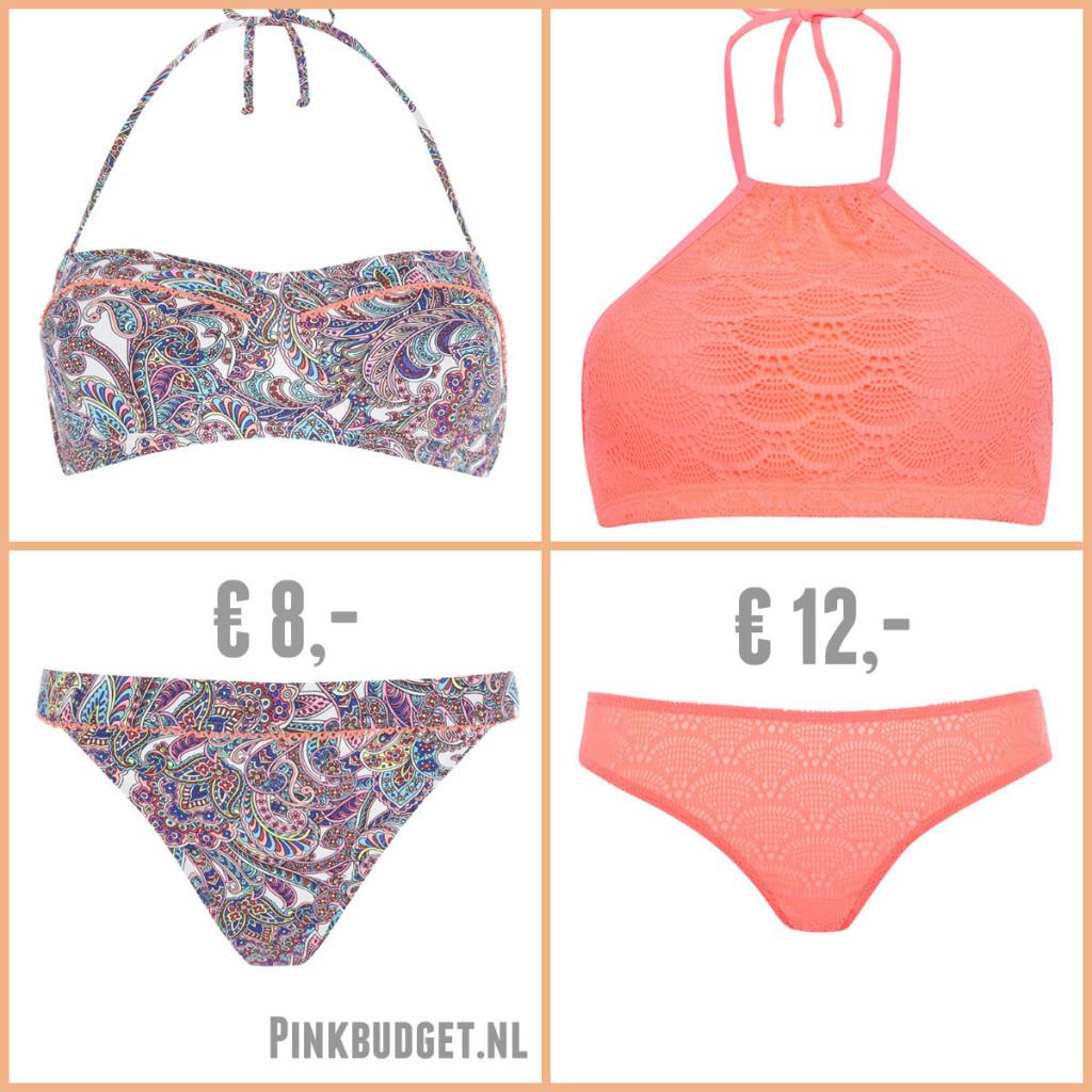 Goedkope bikini's Primark 4