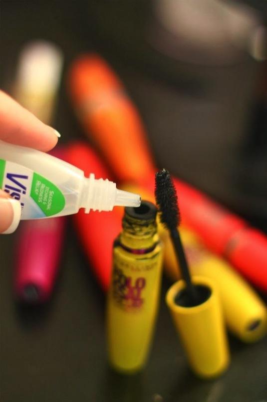 Hoe kun je langer je mascara gebruiken - PinkBudget