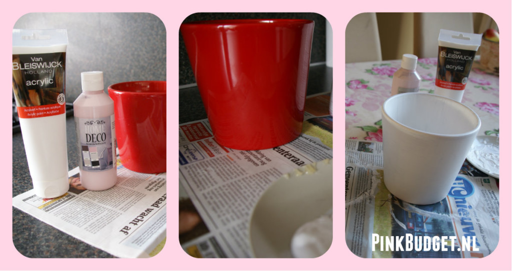 Make-over bloempotjes 1 Pinkbudget