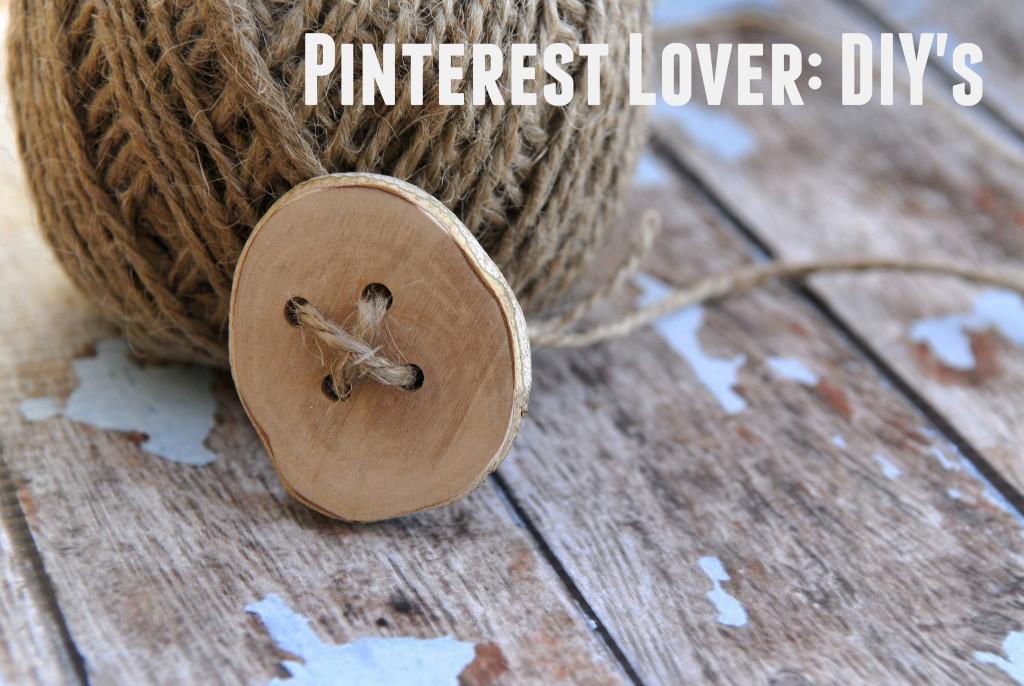 Pinterest Lover DIY Banner