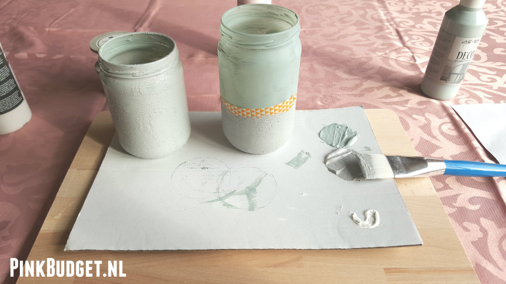 DIY Pindakaaspot 11