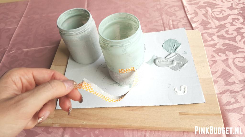 DIY Pindakaaspot 12