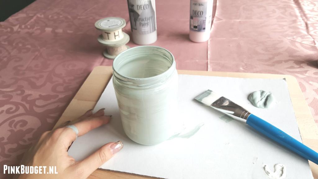 DIY Pindakaaspot 4